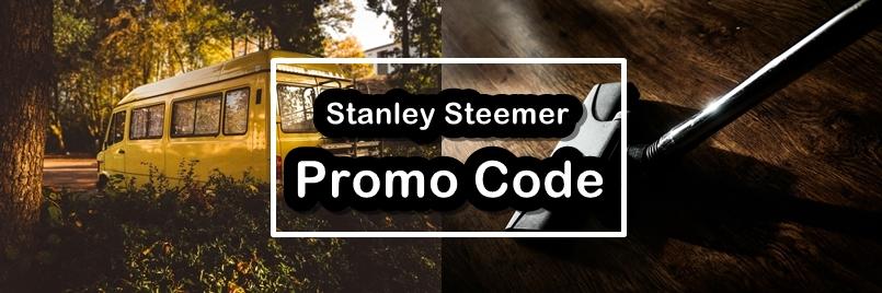 Stanley Steemer Promo Code