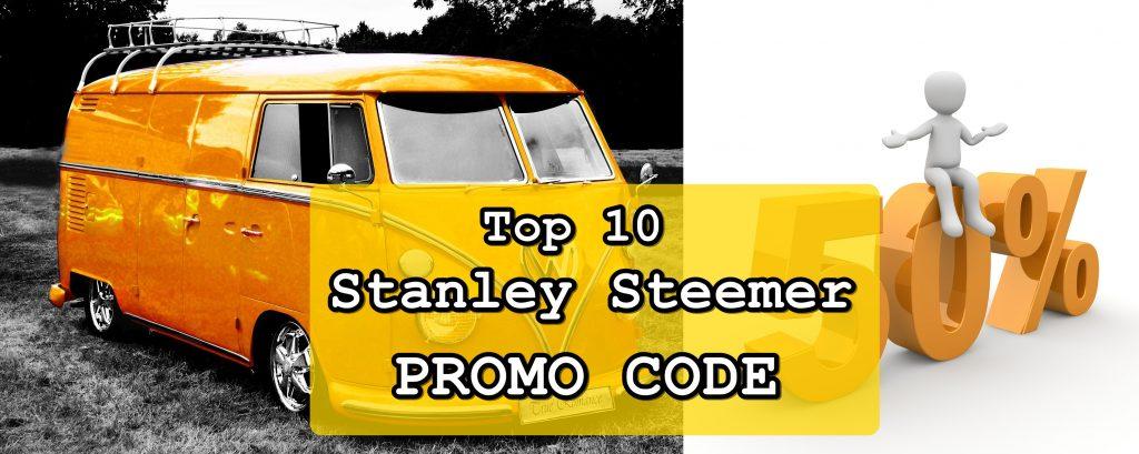 Stanley Steemer Promo Code $99