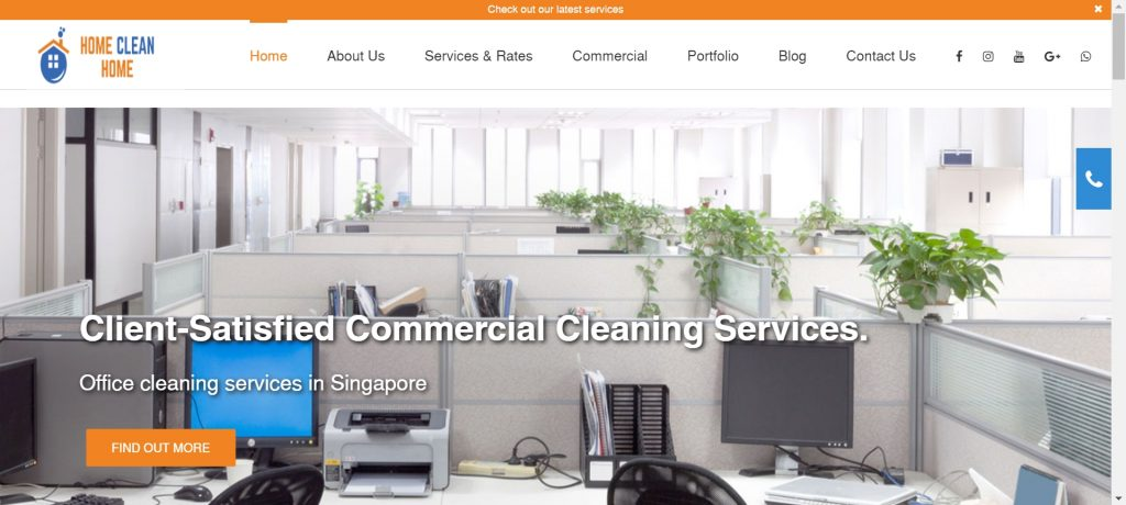 5 Best Office Cleaning in Singapore