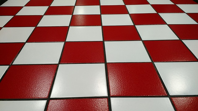 How to clean Grout in 5 minutes